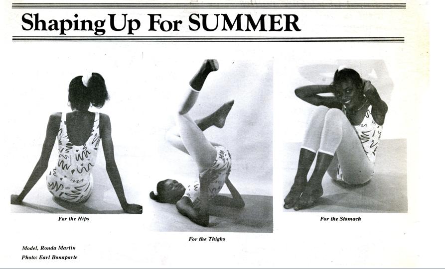 shape up for summer